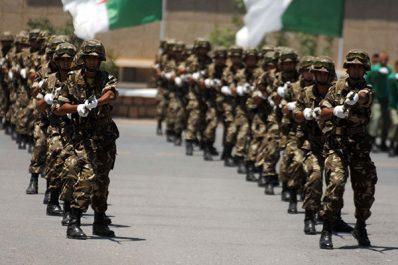 L'Algérie : 6e puissance militaire de la région MENA