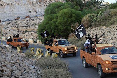 Arrestation de 13 personnes sur le point de rejoindre Daech!