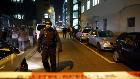 Suisse : deux personnes tuées par balles à Zurich