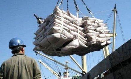 Hausse des importations des laits, céréales et sucre en janvier 2018