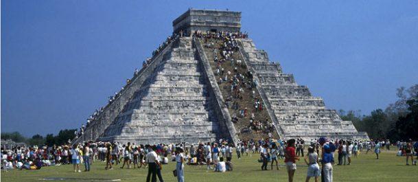 Le Mexique a enregistré en 2017 un record de 39,3 millions de touristes