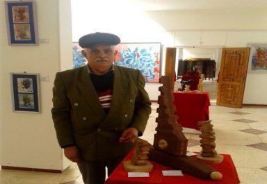 Exposition de l'artiste peintre Ahmed Mebarki jusqu'au 28 février à Tlemcen