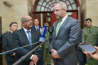Lutte antiterroriste : les Etats unis saluent l'expérience de l'Algérie