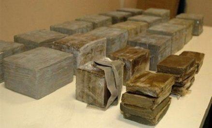 5 narcotrafiquants arrêtés et 85,6 kg de kif traité saisis à Oran (MDN)
