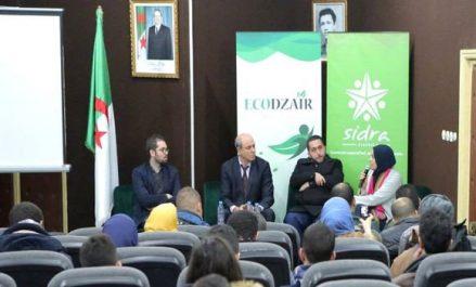 Alger: lancement du projet environnemental «Ecodzair» de l'association Sidra