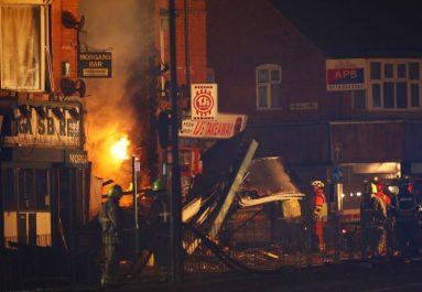 Grande Bretagne: au moins 4 morts dans une explosion à Leicester