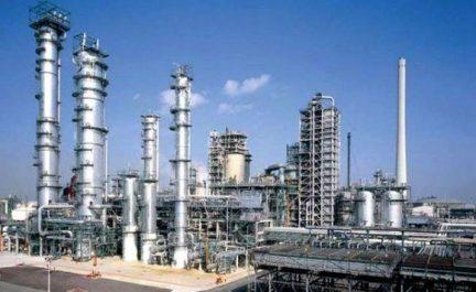 Augmentation des capacités de production des raffineries à près de 31 millions de tonnes d'ici fin 2018