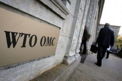 """Adhésion à l'OMC: l'Algérie ira """"à son rythme"""""""