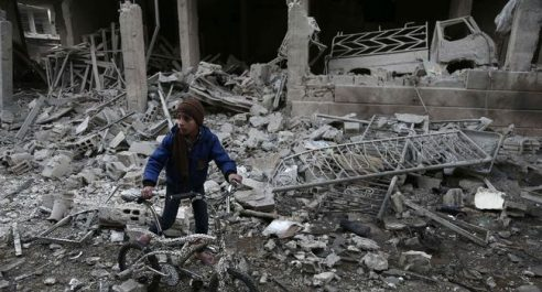 Syrie : 18 civils tués dans des bombardements du régime dans la Ghouta orientale