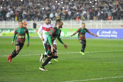 Coupe d'Algérie (1/8es de finale) : Le Doyen remporte le duel et se qualifie pour les quarts de finale