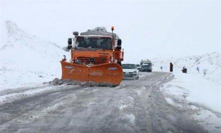 Constantine : 100 tonnes de sel réservées pour le déneigement des routes