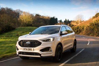 Salon de Genève 2018 : Première européenne pour le Ford Edge restylé
