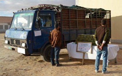 Deux contrebandiers arrêtés à Tamanrasset et In Guezzam (MDN)
