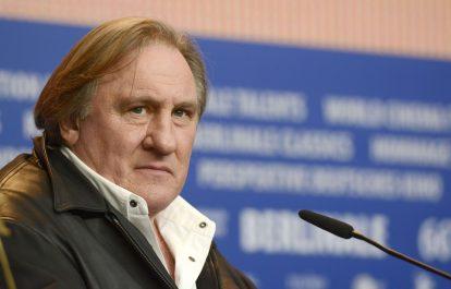 L'acteur Gérard Depardieu part s'installer à Alger