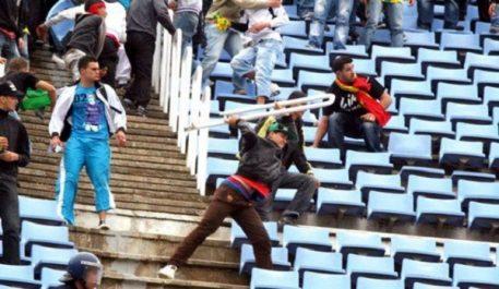 Violence dans les stades: un phénomène «inacceptable»