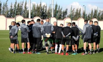Madjer fait appel à 25 joueurs locaux pour un stage, Belkalem de retour