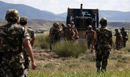 Algérie : Cinq militaires tués dans une explosion à Tébessa