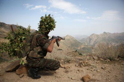 MDN : Arrestation d'un élément de soutien aux groupes terroristes à Bouira