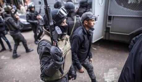 EGYPTE-TERRORISME : Trois soldats tués au cours d'une opération antiterroriste