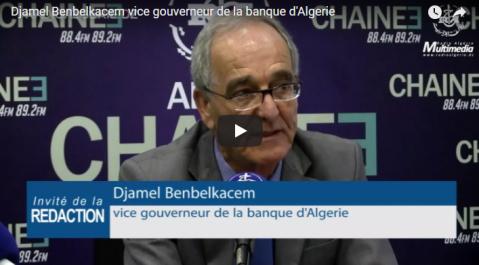 """Banque d'Algérie : """"Nous dépensons toujours plus que ce que nous produisons"""" (Vidéo)"""