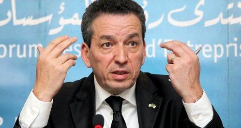 Le problème en Algérie c'est la faiblesse de la production et de l'exportation et non l'interdiction de l'importation (Benyounes)