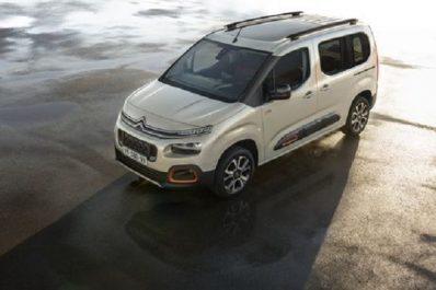 Groupe PSA : Citroën lance la troisième génération du Berlingo