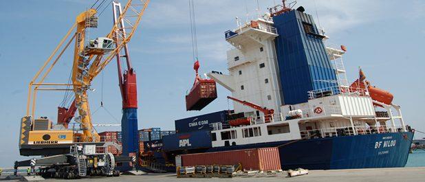 Vidéo/Algérie: Le projet de réalisation d'un terminal à conteneurs au port de Djendjen-Jijel
