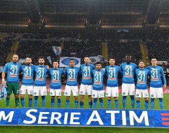 L'hommage des joueurs de Naples à Faouzi Ghoulam