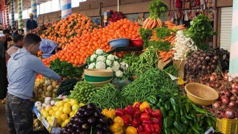 FRUITS ET LEGUMES : Les prix repartent à la hausse