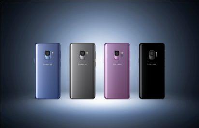 Conçu pour la façon dont nous communiquons aujourd'hui: Samsung Galaxy S9 et S9 +