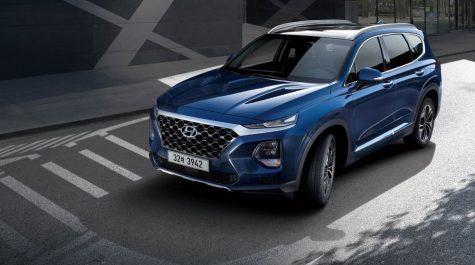 Salon de Genève 2018 : Hyundai dévoile le nouveau Santa Fe