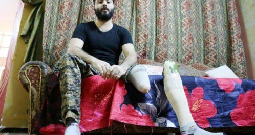 Irak : Handicap et pauvreté après les blessures subies au front