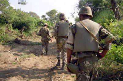 9 orpailleurs interceptés et une arme et un chargeur de munitions saisis au Sud du pays