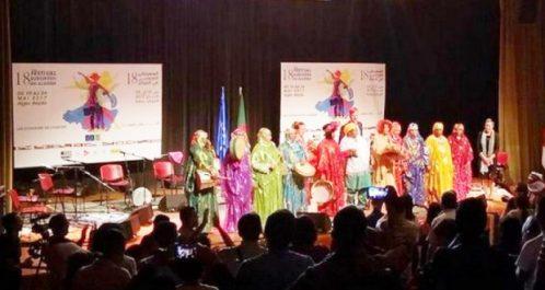 L'Ensemble féminin «Lemma El Becharia» enchante le public algérois