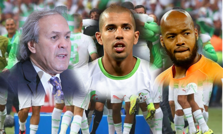 Le retour en forme du duo Feghouli-Mbolhi met Madjer dans l'embarras