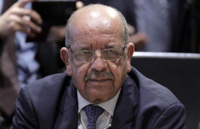 Réunion du G5 à Bruxelles: Alger maintient sa position