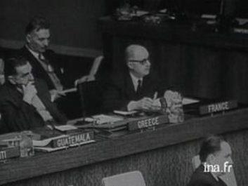Cela s'est passé un 18 février 1957 … L'ONU reconnait le droit du peuple algérien à l'autodétermination