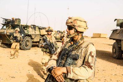 Mali : 2 soldats français tués et un blessé dans l'explosion d'une mine artisanale