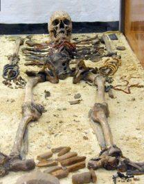 Tin Hinan fait son retour au musée du Bardo