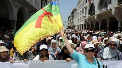 Les manifestations au Maroc font les manchettes des médias français : Les «gueules noires» agitent le trône