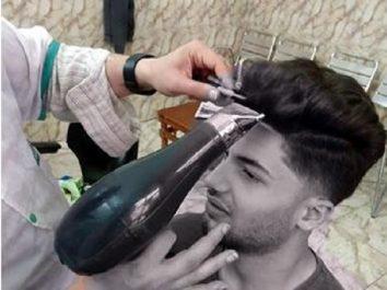 Le métier de coiffeur pour hommes retrouve une seconde vie : Les ciseaux de la fortune