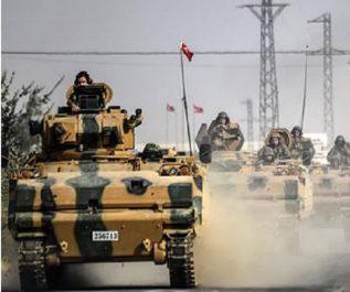 Selon l'agence syrienne sana , de forces pro régime vont gagner : AFRINE Damas face à l'épreuve turque
