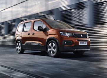 Salon de Genève 2018 : Peugeot dévoile le Rifter, le remplaçant du Partner