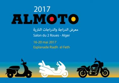 Salon du 2 Roues d'Alger : La seconde édition «ALMOTO» du 23 au 28 avril 2018