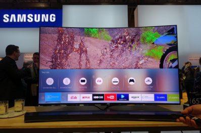 La technologie IA de Samsung transforme tout contenu vidéo en qualité 8K