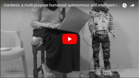 Vidéo – Une jeune Algérienne conçoit un robot doté d'une intelligence artificielle