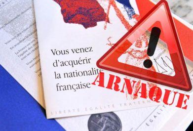 Nationalité française pour les Algériens : L'arnaque d'une société française dévoilée
