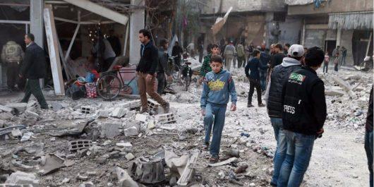 Syrie: le Conseil de sécurité envisage de demander une trêve de 30 jours