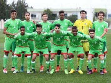 Match amical : Algérie (U21) – Palestine le 27 février au stade 5 juillet
