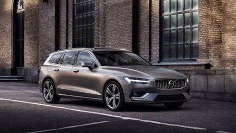 Volvo Cars Group : Volvo dévoile le break V60